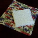 Crochet Thread Dishcloth on Hubpages