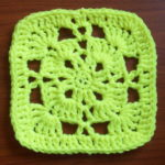 Crochet Afghan Square - Free Crochet Pattern