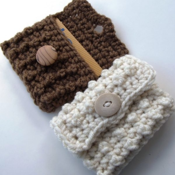 Bead Stitch Gift Card Case