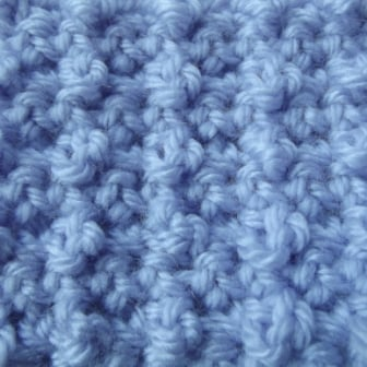 Bead Stitch Crochet Tutorial