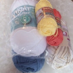 Bernat Handicrafter Cotton - Yarn Review