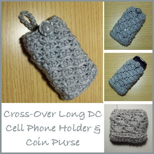 Cell Phone Holder & Coin Purse