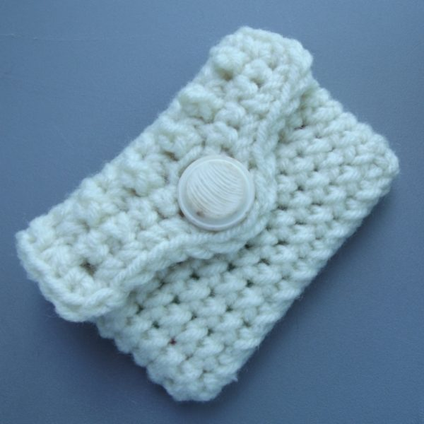 Free Crochet Pattern Gift Card : Credit or Gift Card Case ~ FREE Crochet Pattern