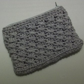 Cross-Over Long DC Pouch