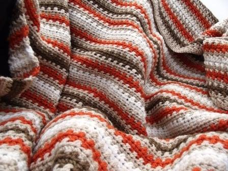 fall-striped-afghan-1