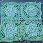 Flat Braid Crochet Join