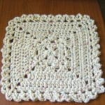 Granny Style Dishcloth