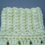 How to Join Vertical Ribbing