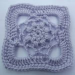 Lacy Afghan Square