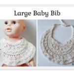 Large Baby Bib