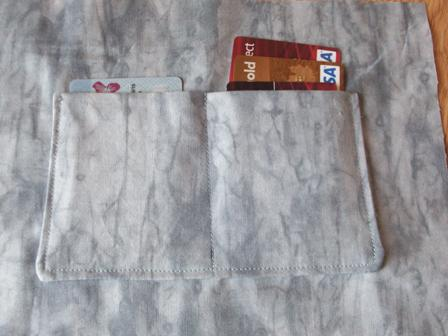 Credit Card Pockets