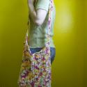 Over-The-Shoulder Crochet Bag