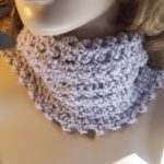 Picot Cowl on Cre8tion Crochet