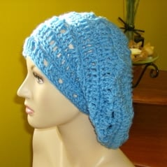 Crochet Pattern Rasta Hat : Crochet Rasta Sombrero fanaticadeltejido