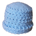 Seed Stitch Baby Hat