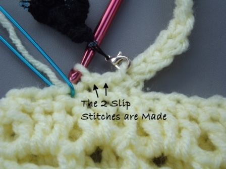 Make Your Two Slip Stitches
