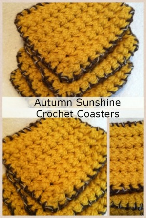 Autumn Coasters