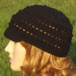 Bead and Lace Hat