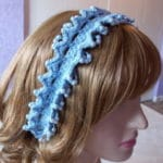 Beaded Loopy Headband