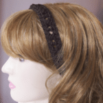 Brilliant Crossed Headband