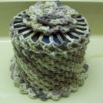 CD Double Roll Tissue Cover – FREE Crochet Pattern