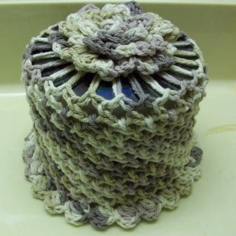Crochet Toilet Tissue Cover How To Crochet