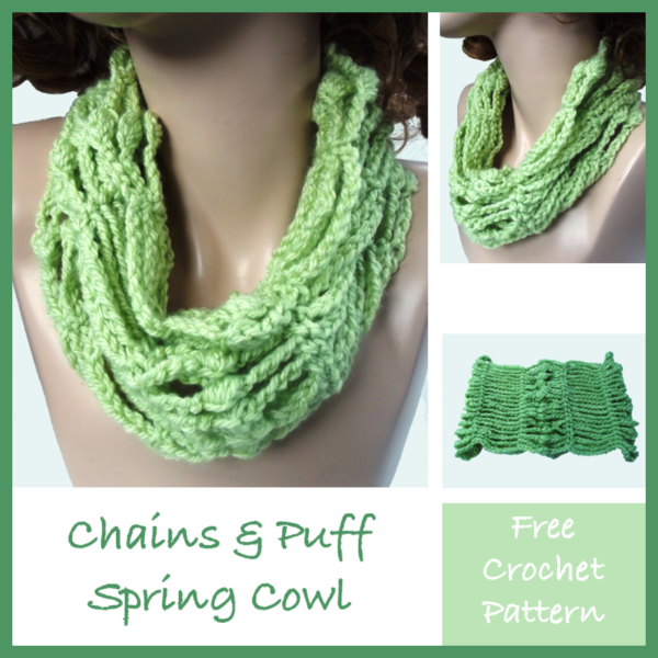 Chains & Puffs Spring Cowl