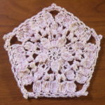 Clustered Puffy Pentagon Doily
