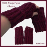 ESC Fingerless Gloves