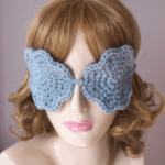 Crochet Eye Mask Pattern