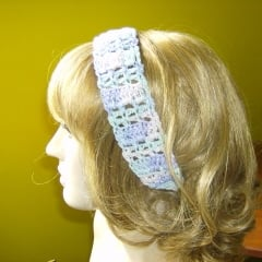 Crochet Headband by CrochetN'Crafts