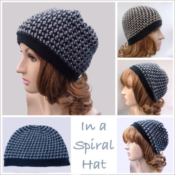 In a Spiral Hat