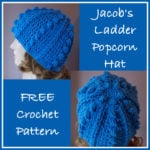 Jacob's Ladder Popcorn Hat