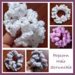 Popcorn Hair Scrunchie