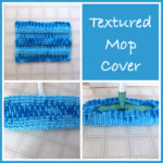 Textured Mop Cover