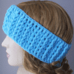 Vertical Ribbed Ear Warmer