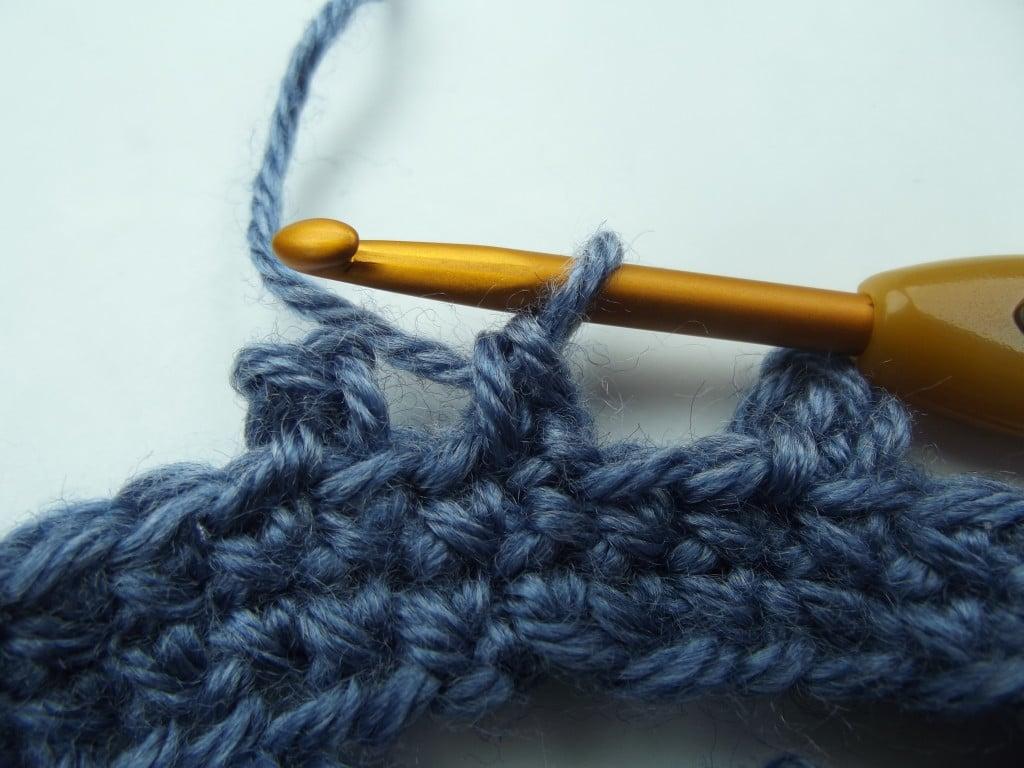 Start with a Single Crochet