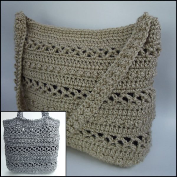 Beads and Diamonds Purse ~ Crochet Pattern For Sale