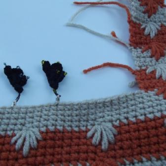 Puffy Spike Stitch Bag - 7