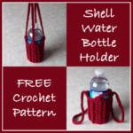 Shell Water Bottle Holder