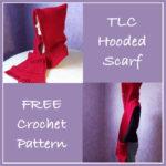 TLC Hooded Scarf