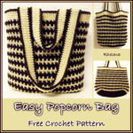 Easy Popcorn Bag