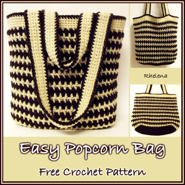 Crochet Bags ~ FREE Crochet Patterns | CrochetN\'Crafts