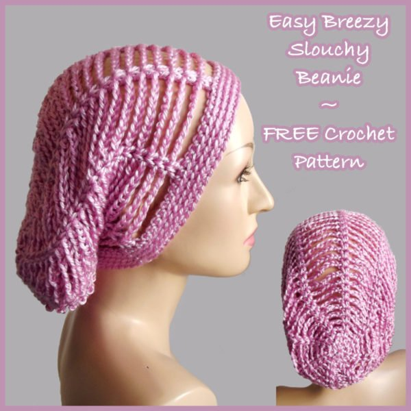 Easy Crochet Hat Patterns : Beret Beanie Pattern Crochet Knit Baby S Cap Kids Hat For Toddler ...