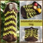 Interlocked Market Bag