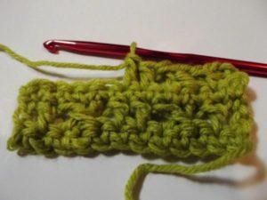 Cross Stitch Variation - Step 1.