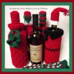 Wine Bottle Cozies
