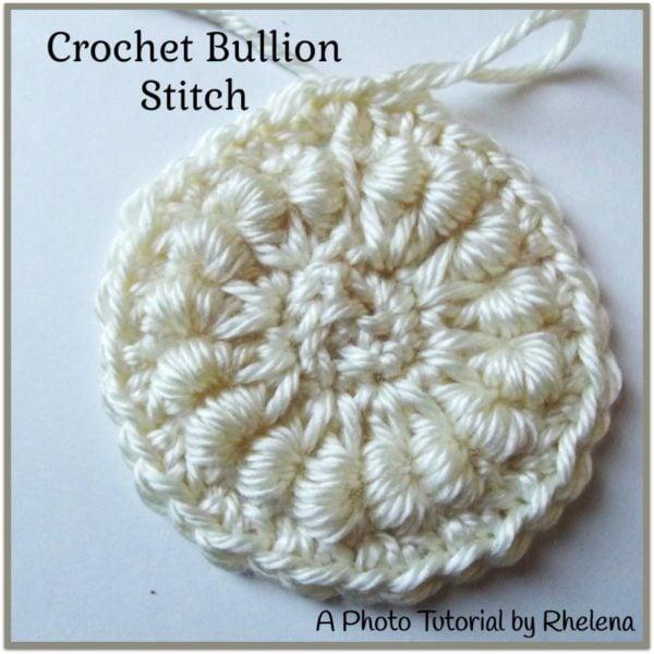 Crochet Photo Tutorial