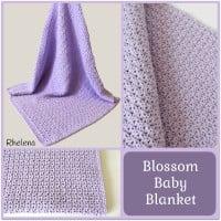 Blossom Baby Blanket