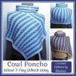 Cowl Poncho